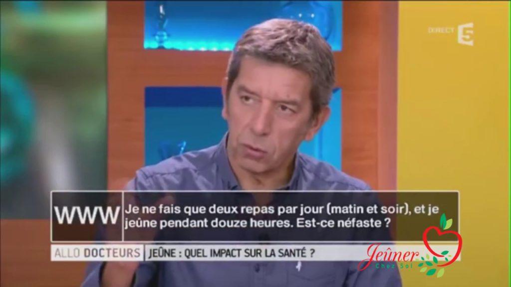 émission allô docteur de france 5 sur le jeûne