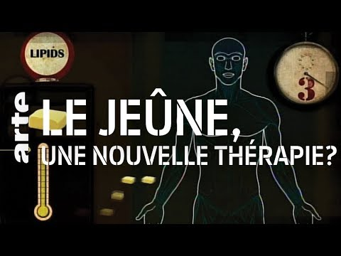 documentaire d'arte sur le jeûne, une nouvelle thérapie
