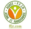 logo fédération française de jeûne et randonnée